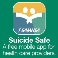 Suicide Safe: A free mobile app for health care providers