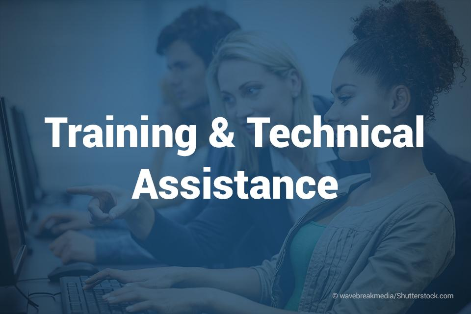 Training & Technical Assistance