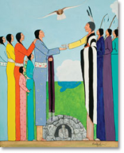 12th National Indian Nations Conference Artwork